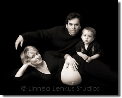 Pregnancy and Family Photography