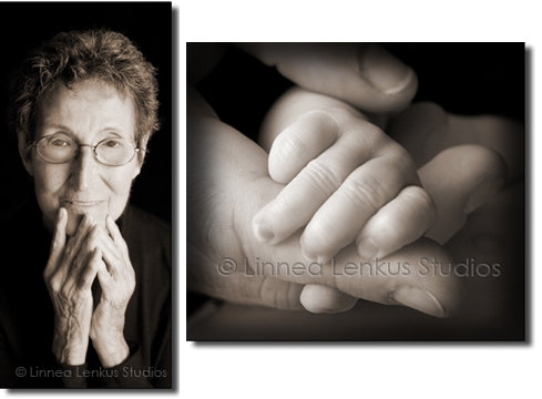 Portrait Photographer, Linnea Lenkus, Hand Portrait Studio