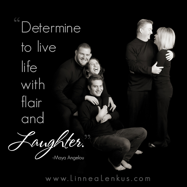 Inspirational Quote Laughter By Maya Angelou