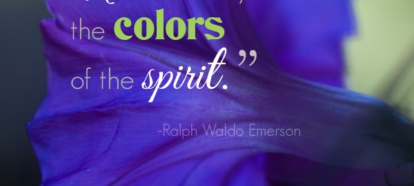 ralph waldo emerson nature quote inspirational