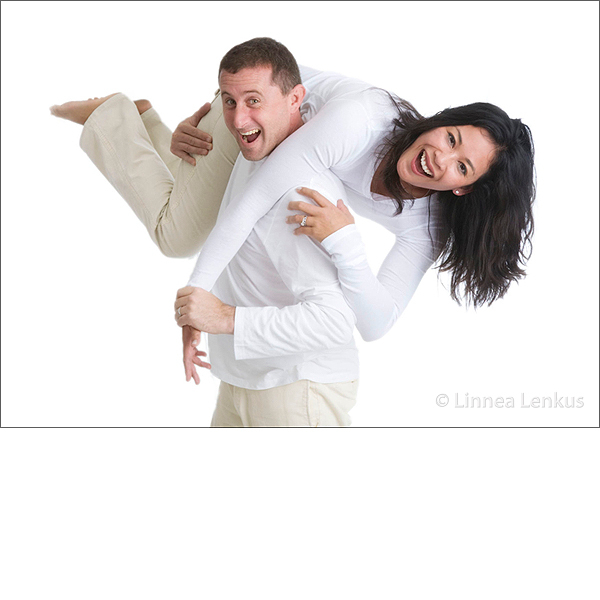 photography of a couple having fun