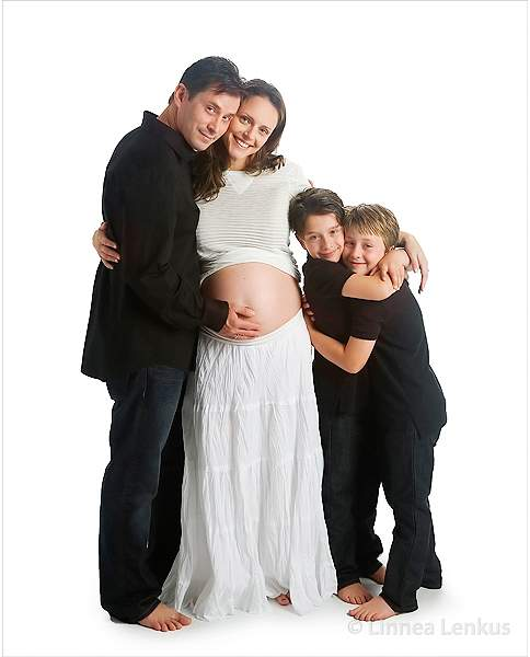 family and pregnancy photography in Los Angeles