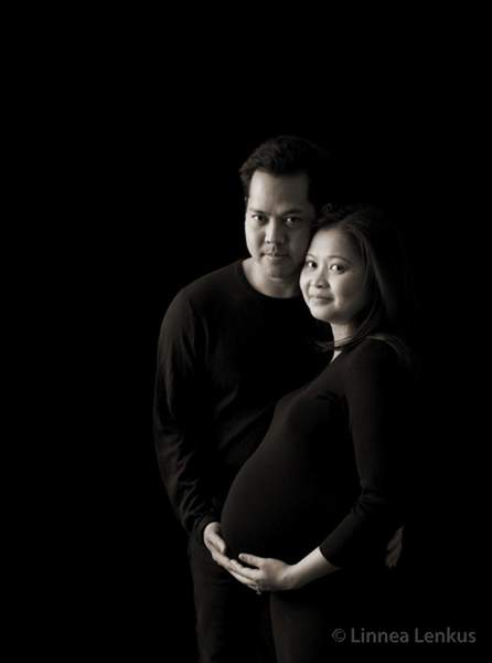 Los Angeles maternity portrait photography