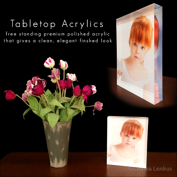 Tabeltop Acrylics Photography Product
