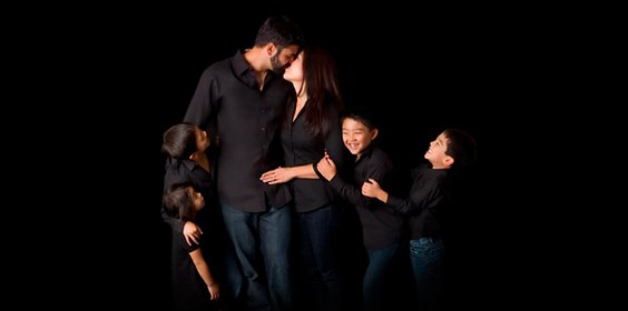 Family Portrait Studios in LA